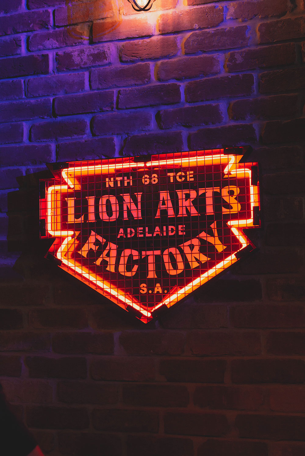 Lion Arts Factory image