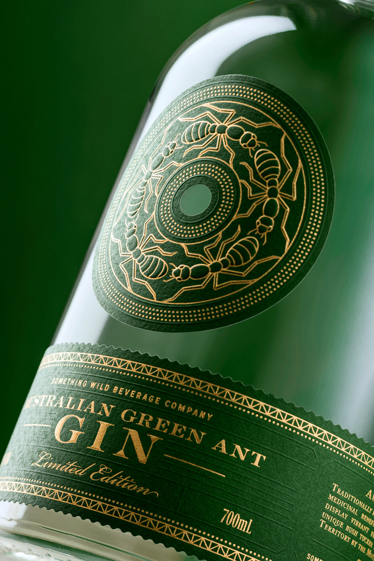 Green Ant Gin image